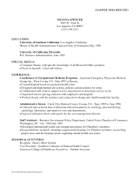 Brilliant Ideas Of Physician Assistant Resume Sample Medical