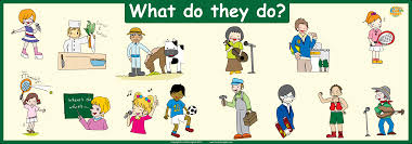wall posters children s songs children s phonics readers occupations what do they do wall poster