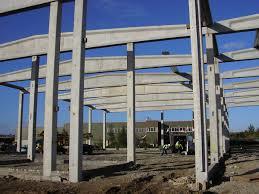 precast concrete frames