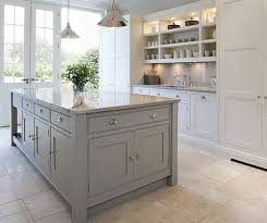 20 gorgeous gray and white kitchens maison de pax intended for kitchen countertop designs 29