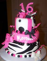 birthday cakes for girls 16th birthday. Delighful For Sweet 16 Birthday Cakes To For Girls 16th U