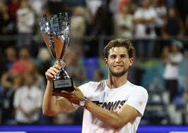 First round • no.2 court. Dominic Thiem Lifts Trophy Of Adria Tour In Belgrade Chinadaily Com Cn