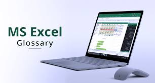 Ms Excel Ms Excel Glossary The Ultimate List Of All Microsoft Excel Glossary