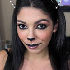 10 fierce cat makeup ideas