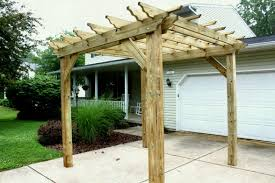 pergola plans and design ideas how to build a diy simple building