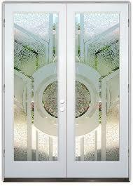 front doors with glass exterior doors