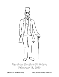 Small Picture Abraham Lincoln Printable Word Search