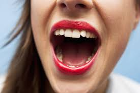 woman s burning mouth syndrome had