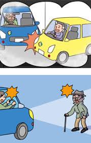 高齢者の交通事故防止 動画・チラシ|日本損害保険協会