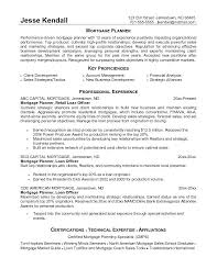 mortgage loan processor resume sample senior mortgage loan processor resume  sample