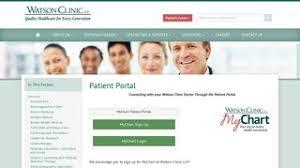 Watson Clinic My Chart Md Portal Html Login Online Access Md Portal Html Sign In