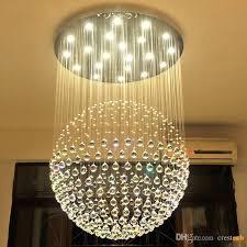 new modern led k9 ball crystal chandeliers large chandelier lights chandeliers modern living room gu10 rustic crystal chandelier chandelier design star