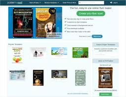 How To Make A Flyer Online Free Create Brochure Online Free Printable A Make Naveshop Co