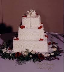 Square Wedding Cakes Taylors Bakery