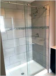 kohler glass shower doors types of glass shower doors a modern looks types of glass shower