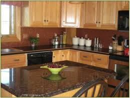backsplash ideas for black granite countertops. Granite Countertops Black Kitchen Backsplash Ideas Wainscoting Home Office Contemporary Medium Siding Cabinetry Septic Tanks Plans For