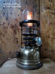 steampunk lighting. Steampunk Lamp Lighting
