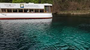 meadows center glass bottom boat san marcos texas