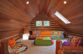 Unique Living Room Design How To Design A Unique Attic Living Room Orchidlagooncom