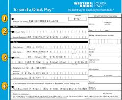 Phone Quick Western Or To Union How With Service Uwt Pay For Your
