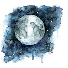 Small Picture Best 25 Moon painting ideas on Pinterest Watercolor moon Moon