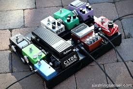 guitar effects pedal board reviews guitar effects pedal board