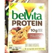 sco belvita protein oats honey and chocolate soft baked biscuits