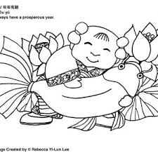 Small Picture adult chinese new year coloring sheet chinese new year coloring