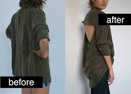 fantastic shirt diy refashion