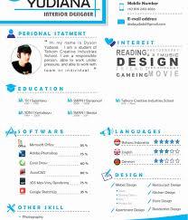 Interior Designer Resume Format - Resume Template Ideas