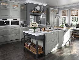 Kitchen:Bedale Lamp Room Grey Zoom Grey Kitchen Paint Gray Kitchen Cabinets  for Minimalist Kitchen