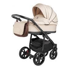 Детская <b>коляска 3 в</b> 1 <b>Noordline</b> Beatrice Sport Beige — купить в ...