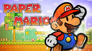 paper mario hd wallpapers