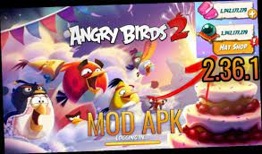 angry birds 2 hacked apk