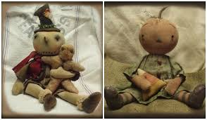 Primitive Doll Patterns