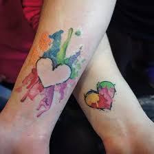 любовь на коже идеи парных татуировок для влюбленных досуг