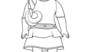 Small Picture American Girl Drawing PagesGirlPrintable Coloring Pages Free