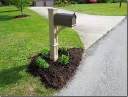mailbox post plans.  Mailbox Thought About One Of These Two U2026 Not Really Some Pretty Weird Mailbox  Designs Out There For Mailbox Post Plans