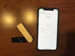 Connect your ledger nano s or ledger blue to your computer and open the ledger manager app. Hands On With Ledger S Bluetooth Crypto Hardware Wallet Techcrunch