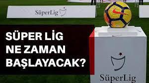 Süper Lig ne zaman başlıyor? İşte Süper Lig 2021-2022 sezonu başlangıç  tarihi! TFF açıkladı... - Haberler