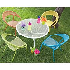 Kids Outdoor Dining Set