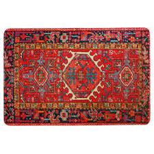 Beautiful Floor Mats Persian Carpet Red Oriental Rug Look In Design Inspiration
