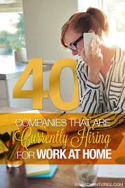 best companies that hire work from home employees frequently there are many online jobs available but they aren t always hiring we