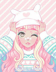 Pink Anime Aesthetic Wallpapers - Top ...
