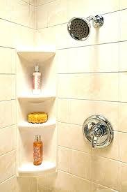 shower corner glass shower shelf how to install glass shower corner shelf glass corner shower shelf