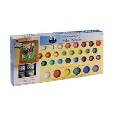 window color value paint set 31 colors
