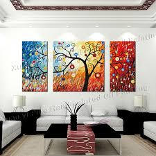 3 piece canvas wall art large modern abstract wall panel decor money tree artwork picture oil on large 3 panel wall art with 3 piece canvas wall art large modern abstract wall panel decor money