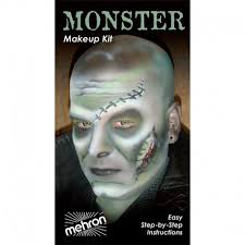 mehron frankenstein monster makeup kit view larger