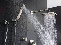 modern shower heads. Simple Modern Awesome Gray Msi Tile Wall With Kohler Hand Held Shower Heads And  For Inside Modern E