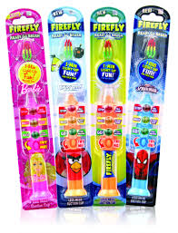 Light Up Toothbrush For Adults Ready Set Go Cleaning With Firefly Light Up Timer